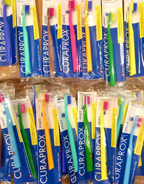 新しい歯ブラシが入荷しました!